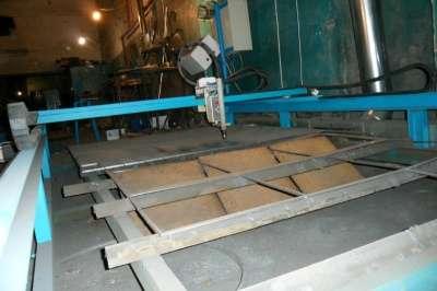 Станки плазменной резки металла с ЧПУ