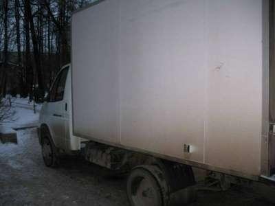 грузовой автомобиль ГАЗ 172412