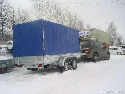 автомобильный прицеп МЗСА Все модификации в Казани Фото 1