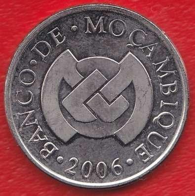 Мозамбик 2 метикала 2006 г.