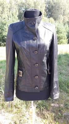 Кожанная куртка - ранняя осень