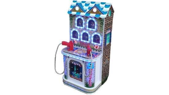 Детский игровой автомат, меткий стрелок