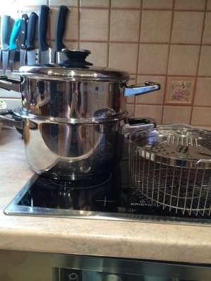 Цептер-посуда, новая