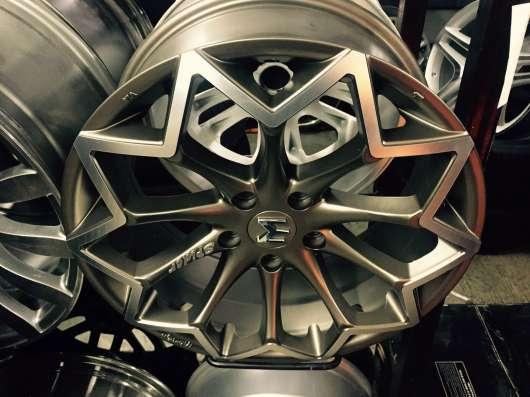 Диски 5x114 R18 на японские и корейские автомобили новые