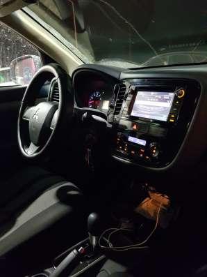 Продажа авто, Mitsubishi, Outlander, Вариатор с пробегом 75000 км, в Уфе Фото 2