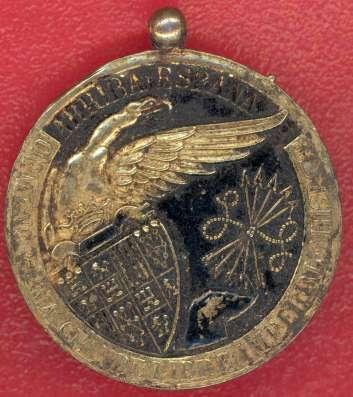 Испания Медаль участника гражданской войны 1936 - 39 гг. в Орле Фото 1