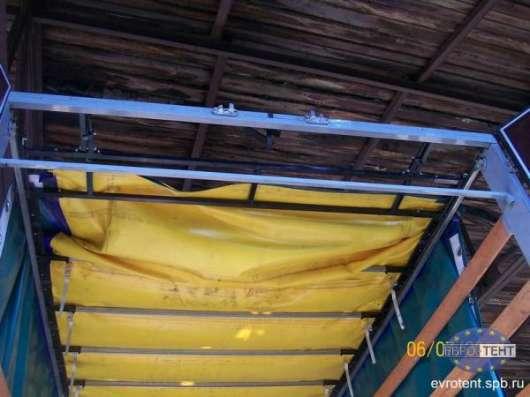 Сдвижные крыши,   ремонт, обслуживание, тенты