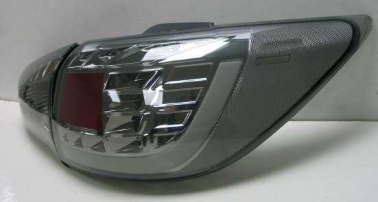 Тюнинг фонари задняя оптика Kia Sportage 2010+ в г. Запорожье Фото 4