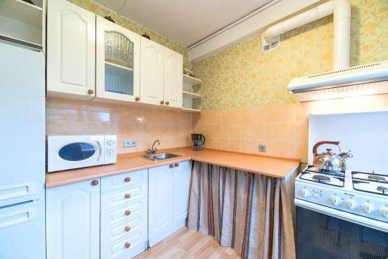 2-комнатная квартира у Парка Победы посуточно в Санкт-Петербурге Фото 4