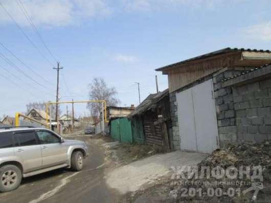 дом, Новосибирск, Лужниковская, 47 кв.м. Фото 1