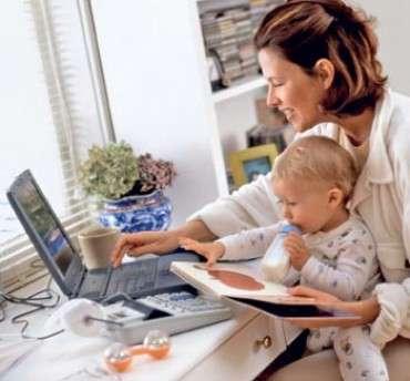 Работа для домохозяек на дому
