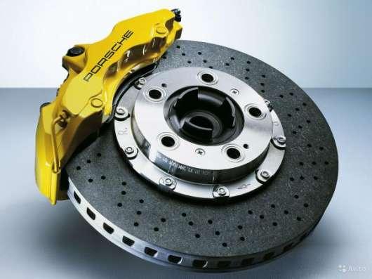 Ремонт тормозных систем (авто/мото и грузовики)