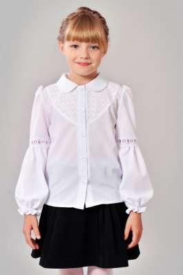 Школьные блузы для девочек в г. Харьков Фото 1