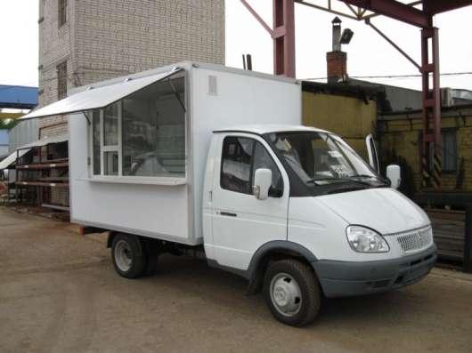 Фургон автолавка в Нижнем Новгороде Фото 5