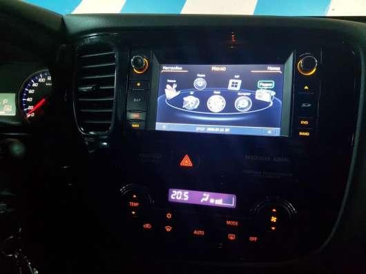 Продажа авто, Mitsubishi, Outlander, Вариатор с пробегом 75000 км, в Уфе Фото 1