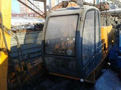 Бурильно-крановую машину Простор УБПТ-5