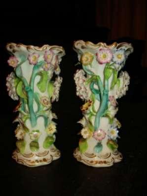 Парные лепные вазы,Коулброкдейл в Санкт-Петербурге Фото 5