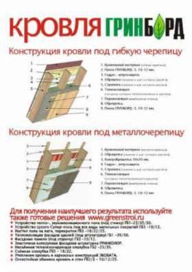 Грин Борд (Green Board®) Фибролит в Екатеринбурге Фото 2