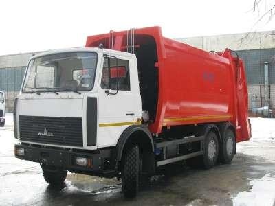 грузовой автомобиль МАЗ КО-427-90 в Омске Фото 1