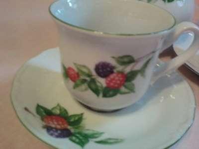 Чайный набор. Чешский фарфор в Москве Фото 2