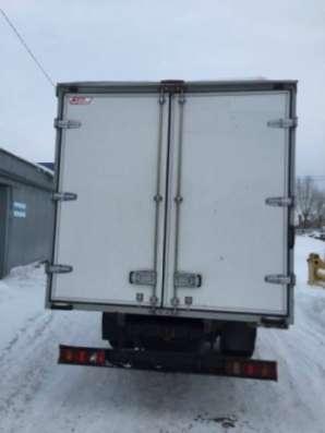 грузовой автомобиль ГАЗ 2834FH в Уфе Фото 3