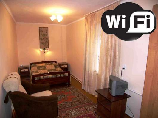 Сдам 2-х комнатную квартиру посуточно в центре Анапы
