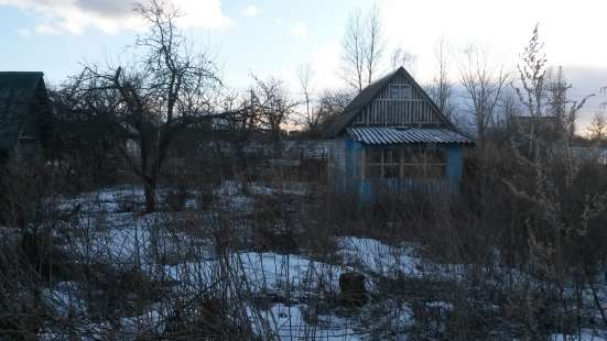 Дача на 3 сотках земли в СНТ «Протва», г. Обнинск