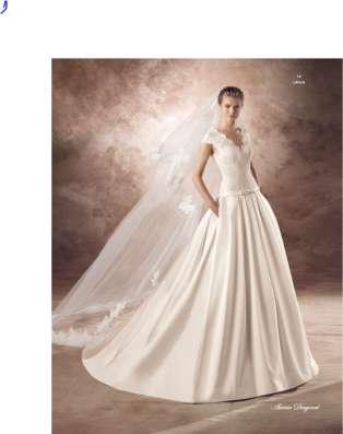 Свадебное платье URIKA 36 размер в Красногорске Фото 1