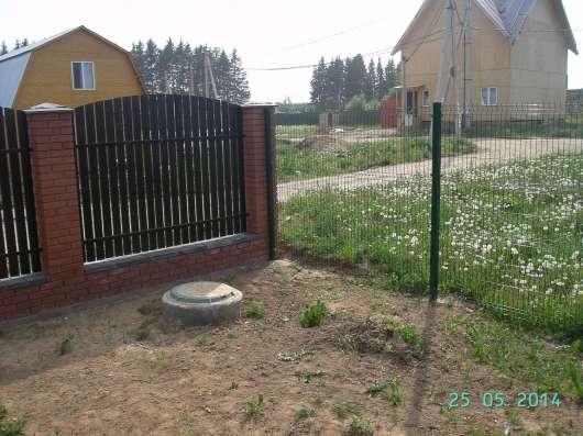 Дом и баня из Архангельской сосны