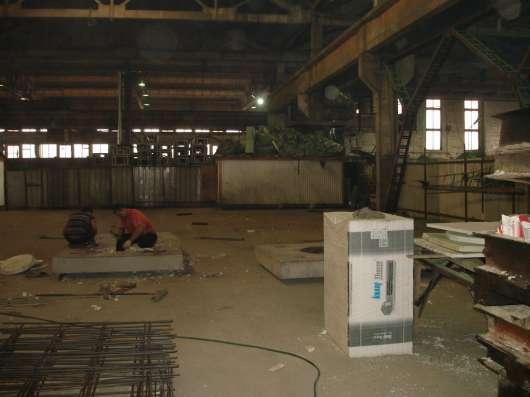 Сдаю помещение 700(1400) кв. м. с мостовым краном