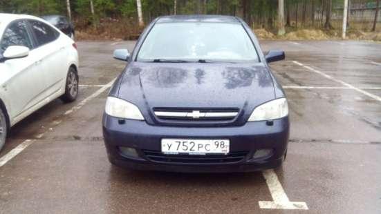 Продажа авто, Chevrolet, Viva, Механика с пробегом 180000 км, в Санкт-Петербурге Фото 4