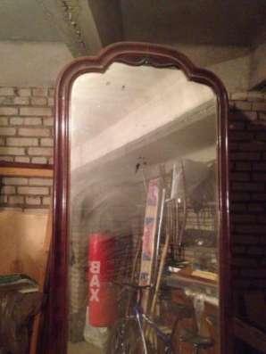 Антикварное зеркало 1823 года производства. в Раменское Фото 2