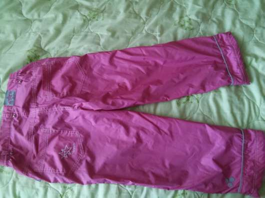 Ветровочные штаны HUPPA