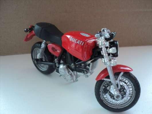 Масштабная модель мотоцикла в Москве Фото 1
