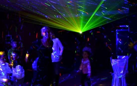 Детская выездная дискотека Красноярск
