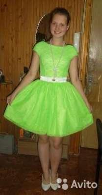 Продается яркое платье