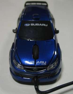 Беспроводная мышка для компьютера Subaru Impreza