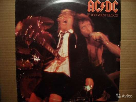 "AC/DC - If You Want Blood You""ve Got It"