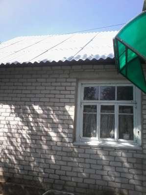 Одноквартирный жилой дом площадью 58,3 м2 в г. Узда Минской