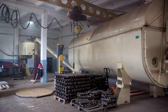 Производство брикетов от 500 до 3000 кг час