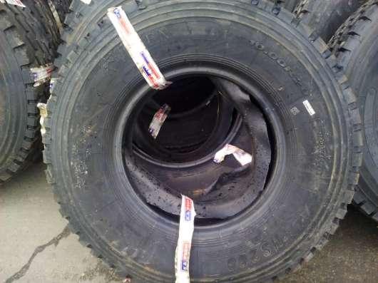 Шины грузовые 10.00R20 HS 268
