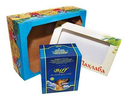 Производим и реализуем картонную упаковку и уголки