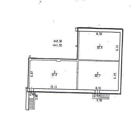 Складское помещение по адресу Морская наб. д. 39К3