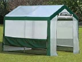 Теплица-в-Коробке 1,8x2,4x2м ShelterLogic, армированный тент