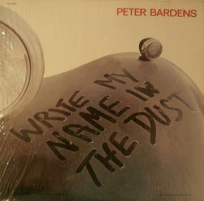 Peter Bardens- Write My Name In The Dust