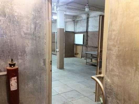 Подвальное помещение по производство и склад 111.4 м² в Москве Фото 2