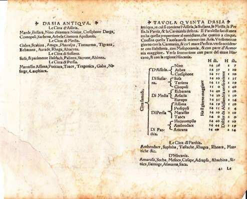 Карта Азии. 1548 г в г. Октябрьский Фото 1