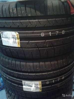 Новые комплекты 205/50 R17 SP Sport Maxx050+