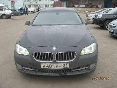 автомобиль BMW 530