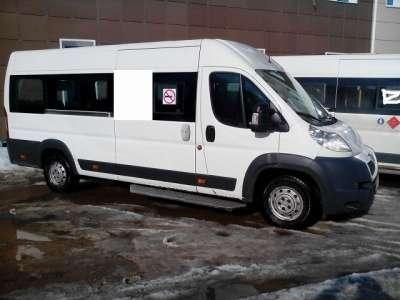 автобус Peugeot боксер
